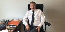Jean-Noël Gout vice-président de la Chambre régionale des comptes de Nouvelle-Aquitaine.