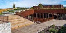 Le nouveau Campus Orange vient d'être livré sur le parc Majoria par la foncière Covivio. Le groupe de télécommunication va y installer ses 1.250 salariés à compter d'août prochain.