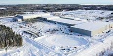 Northvolt, qui construit actuellement une giga-usine de batteries électriques à destination du marché automobile dans le nord de la Suède, à Skellefteå, avait annoncé son démarrage cette année, mais déjà prévoit de grands développement des capacités.
