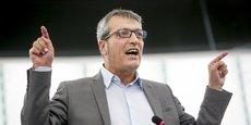 Edouard Martin, député européen (2014-2019), ancien syndicaliste CFDT chez ArcelorMittal à Florange.