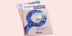 L'édition 2021 du Startemploi compile 9.020 intentions de recrutement à Bordeaux Métropole : CDI, CDD de plus de six mois et contrats d'alternance.