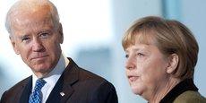 Joe Biden et Angela Merkel doivent se rencontrer au sommet du G7 ce week-end au Royaume-Uni.