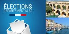 Les élections départementales se dérouleront en même temps que les élections régionales, les 20 et 27 juin 2021.