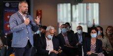 Samuel Cette (CPME Occitanie), Alain Di Crescenzo (CCI Occitanie) et Sophie Garcia (MEDEF Occitanie) attendent du changement dans l'accompagnement économique des entreprises après les élections régionales en Occitanie.
