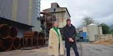 Parti de zéro mais bien avant ses adversaires, l'EELV Fabienne Grébert était la première candidate à partir en campagne à l'automne dernier, multipliant les visites notamment sur des sites industriels, comme celle du 1er mai chez le savoyard Ferropem, aux côtés du député européen Yannick Jadot.