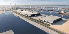 Livrable dans moins d'un an, la future usine de Siemens Gamesa emploiera 750 salariés