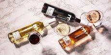 Moderato, la startup héraultaise qui lance des vins no-alcohol ou low-alcohol...