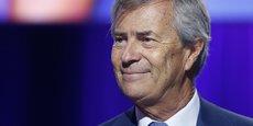 Vincent Bolloré, le chef de file de Vivendi, maison-mère de Canal+ et de CNews, mais aussi premier actionnaire de Lagardère, qui détient Europe 1.