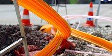 Le déploiement de la fibre signifie une extinction du réseau historique en cuivre de l'opérateur Orange à horizon 2030.