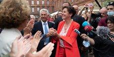 La socialiste Carole Delga a été réélue facilement en Occitanie, à l'issue des élections régionales.