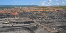 La mine de Cerrejón, en Colombie, est l'une des plus importantes du monde.