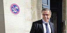 Pierre Hurmic, le 28 juin 2020, quelques minutes avant son élection à la mairie de Bordeaux.