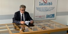 À l'occasion de sa réélection, le président du département de la Haute-Garonne Georges Méric a réaffirmé ses engagements de campagne.