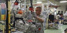 Dans l'industrie automobile, la situation est particulièrement critique.