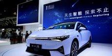 XPeng a été fondée en 2015 à Canton (sud de la Chine) et est dirigée par He Xiaopeng.