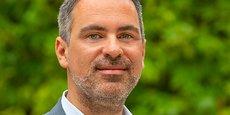 Laurent Villaret, réélu président de la FPI Occitanie Méditerranée, le 6 juillet 2021.
