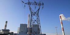 La centrale électrique de Cordemais, située en Loire Atlantique, fonctionne encore au charbon.