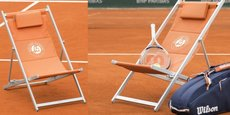 JJA a signé un contrat de trois ans avec Roland Garros pour promouvoir sa marque Hespéride dont la base logistique est transplantée dans l'estuaire de la Seine.