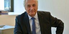 Pierre Goguet est le président des chambres des commerces et d'industrie en France.