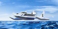 Conçus pour voler à très haute vitesse au-dessus de surfaces aquatiques planes (mers, grands lacs), ces véhicules maritimes se déplacent grâce à l'effet de sol.