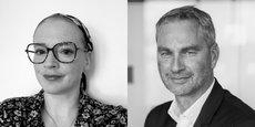 Lisa Wyler et Guillaume-Olivier Doré