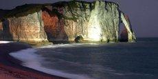 Les célèbres falaises d'Etretat pourraient être mises en péril du fait de la sur-fréquentation