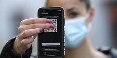 France Charruyer alerte contre les risques d'usurpation d'identité via les QR Code et de violation de vie privée avec l'extension du pass sanitaire.