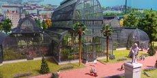 Le parc de loisirs avait mené une levée de fonds en 2018 pour se renouveler et créer Lyon en miniature. Les monuments emblématiques y sont représentés, éclairés et animés, comme le parc de la Tête d'Or.