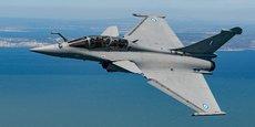 Le choix de la Grèce en faveur du Rafale montre qu'une alternative au tout américain est possible, a assuré lors de la cérémonie de livraison le PDG de Dassault Aviation, Eric Trappier.