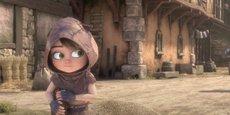 TAT Productions, installée à Toulouse, mise beaucoup sur ce nouveau long-métrage, Pil.