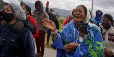 EQUATEUR: AU MOINS 22 MORTS DANS DES ÉMEUTES DANS DEUX PRISONS