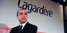 Le fils du fondateur du groupe, Arnaud Lagardère, ne devrait détenir à terme que 12% du capital de la société.