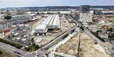 L'opération Bordeaux Euratlantique concerne notamment le réaménagement du quartier de la gare Saint-Jean et du Marché d'intérêt national de Brienne.