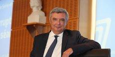 Jean-François Parigi a été élu le 1er juillet dernier président du conseil départemental du Val-de-Marne.
