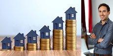 Cédric O'Neill lance la proptech Bricks à Montpellier, proposant des placements immobiliers à la part.