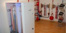 La solution Inelio de stockage thermique de l'énergie, par FHE Group.