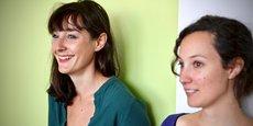 Aurore Thibaud et Perrine Bailly sont les cofondatrices de la plateforme Laou, dédiée à la mobilité géographique des métiers en tension.