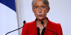Elisabeth Borne, la ministre du Travail