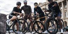La division vélo d'Hutchinson, acteur caoutchoutier de premier plan dans l'automobile, l'aéronautique et le ferroviaire (4 milliards d'euros de chiffre d'affaires et 40 000 collaborateurs), est portée par l'engouement pour la pratique du vélo, encore renforcée depuis la crise sanitaire en 2020 et 2021.