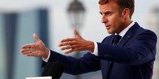Pour Emmanuel Macron, la réforme des régimes spéciaux est la mère des réformes