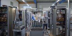 Suite à l'agrandissement du site en novembre 2019, EVBox Bordeaux peut produire jusqu'à 5.400 bornes de recharge rapide et ultra-rapide pour véhicules électriques par an.