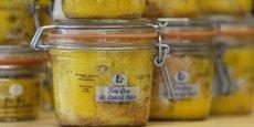Le foie gras ne peut être juridiquement produit que par gavage.