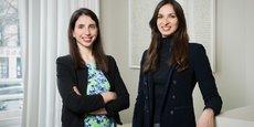 Elina Berrebi et Alice Albizzati, cofondatrices de Revaia.
