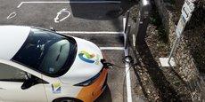 Révéo est le réseau des bornes de recharge pour véhicule électrique en Occitanie.