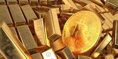 Les produits indiciels négociés en Bourse visent à refléter la performance d'un indice directement lié au prix du bitcoin, ou de l'autre cryptomonnaie leader l'ethereum.