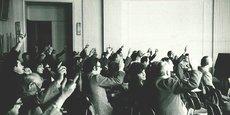 La première assemblée générale s'est tenue à Rouen, il y a 60 ans