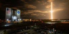 SpaceX se prépare à envoyer mercredi 15 septembre le premier équipage civil dans l'espace.