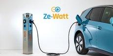 Ze-Watt veut maintenant proposer ses bornes de recharge aux particuliers.