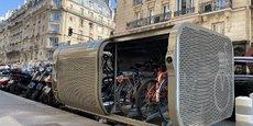 Altinnova a installé et exploite 50 abris sécurisés résidentiels à Paris, un créneau en plein boom accompagné non seulement par la loi LOM, mais aussi, plus largement, par le lancement d'une mission parlementaire jeudi dernier pour la relocalisation de la filière vélos.