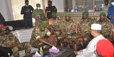 Mahamat Saleh Annadif, représentant spécial du Secrétaire général des Nations-unies pour l'Afrique de l'Ouest et le Sahel est arrivé ce lundi 13 septembre 2021 à Conakry où il s'est entretenu avec le chef de junte, le colonel Doumbouya.